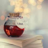 Love bottle by meganjoy