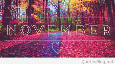 November  by Saya-UchiMaki