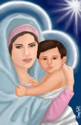 nativity by lupibo