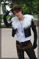 Final Fantasy VIII- Squall by twinfools