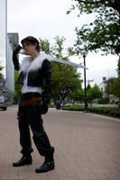 FFVIII- Squall Leonhart by twinfools