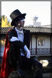 Tuxedo Mask by twinfools