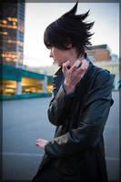 Jin Kazama by twinfools