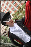 Tuxedo Mask- Juban Knight by twinfools