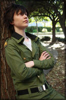 Sousuke- Serious Sergeant by twinfools