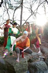 Team Avatar by twinfools