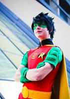Robin- Tim Drake by twinfools