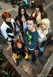 X-Factor by twinfools