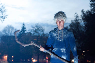 Jack Frost- Winter's Coming by twinfools