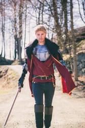 Cullen- Templar by twinfools