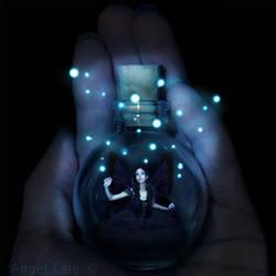 Bottled Fairy by AngelLale87