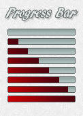 Progress Bar - Red by AngelLale87
