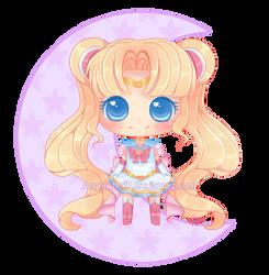Sailor Moon by AngelLale87
