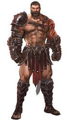 Gladiator by yy6242