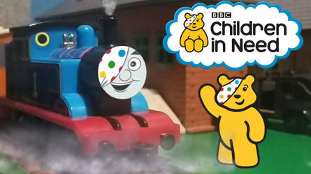 BBC Children In Need 2018 by Charliefanno1