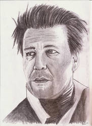 Till Lindemann by AlexPetrovici