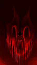 Hellish nightmare by AlexPetrovici