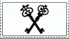Woodkid stamp by Tirrathee