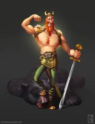 Viking! by raynnerGIL
