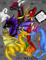 Request: Friends by dragonitas
