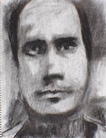 self in charcoal by pexa