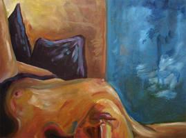 female reclining g by pexa