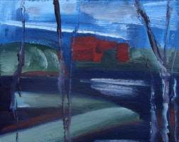 abstracted land and water by pexa
