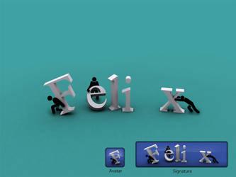 Felix by 3rror404