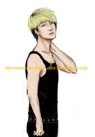 Donghae by merumeruchan