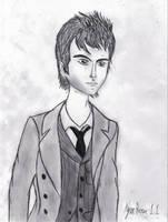 10th Doctor by Enerdyte