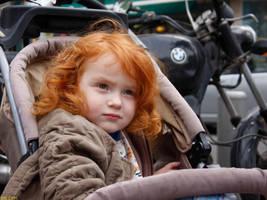 Redhead by ElliEytan