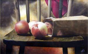 Fresh Peaches by rondo858
