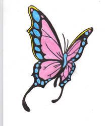 Butterfly.. by WikkedOne