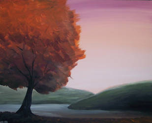 Big Tree by ajburr