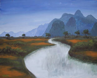 River by ajburr