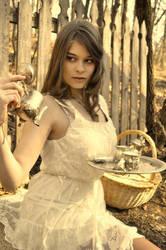 Tea Set by energizerbunnie