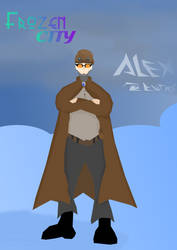 Frozen City - Alex Tomazuki by LukasDeAudi