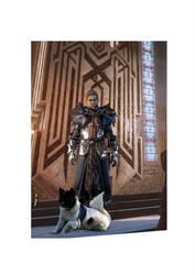 Templar Cullen by HolaRike