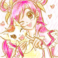 Cure Dream by Honoka