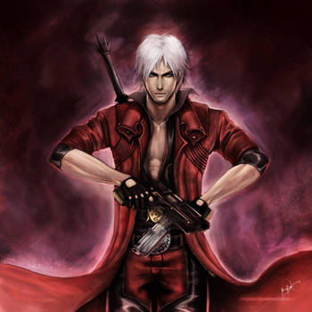 Dante - The Devil Slayer by Ninjatic