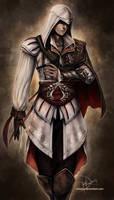 Ezio Auditore di Firenze - AC2 by Ninjatic