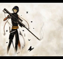 Soi Fong - The Assassin by Ninjatic