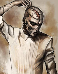 Zombie Boy by Ninjatic