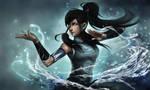 Korra by Ninjatic
