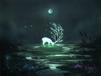Moon Essence by Ninjatic