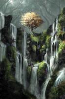 Hidden Falls by Ninjatic