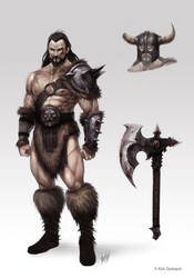 Barbarian by Ninjatic