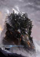 Earth Golem by Ninjatic
