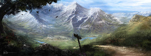 To High Region by Ninjatic