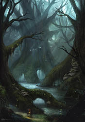 Substrata - Deep Swamp by Ninjatic